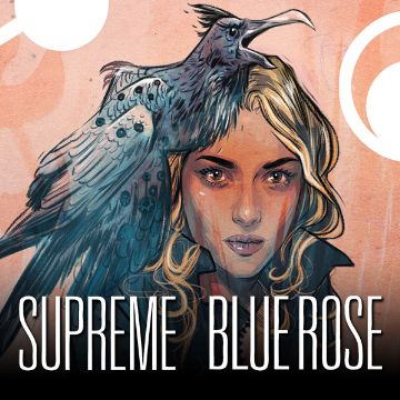 SUPREME: BLUE ROSE