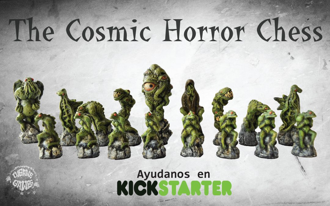 THE COSMIC HORROR CHESS