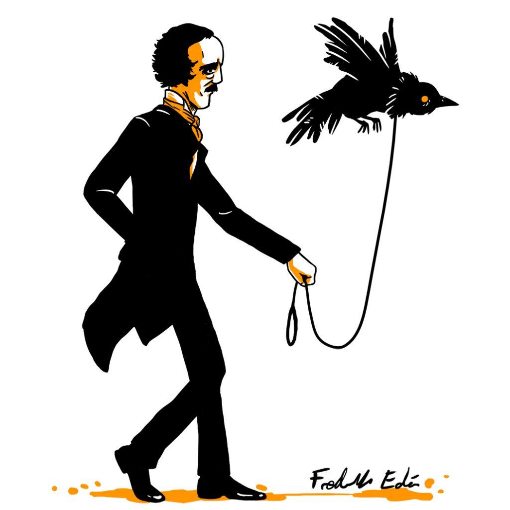 """Poe"", por Fredrik Edén"