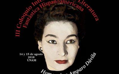 III COLOQUIO INTERNACIONAL DE LITERATURA FANTÁSTICA