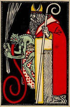 DEL DIOS ASTADO AL KRAMPUS (III)