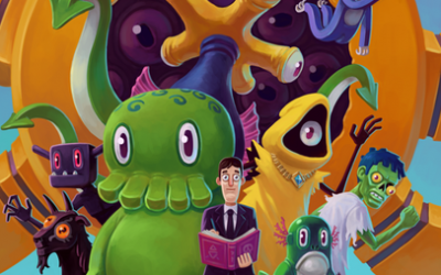 LOS MONSTRUOS DE LOVECRAFT