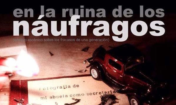 EN LA RUINA DE LOS NÁUFRAGOS