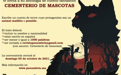 CONVOCATORIA – CEMENTERIO DE MASCOTAS