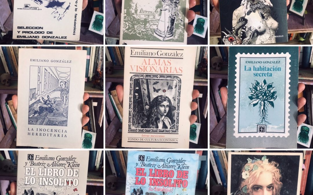 LOS CATORCE LIBROS DE EMILIANO GONZÁLEZ (I)